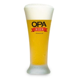 Copo de Cerveja Artesanal Opa Bier Pilsen 300ml