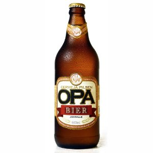 Cerveja Artesanal Opa Bier Pilsen 600ml