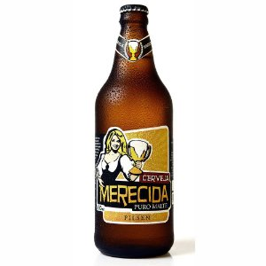 Cerveja Artesanal Opa Bier Pilsen Merecida 600ml