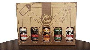 Kit Opa Bier 5 Cervejas 355ml