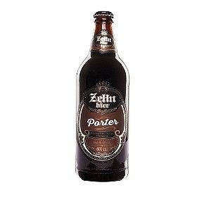 Cerveja Artesanal Zehn Bier Escura Porter 600ml