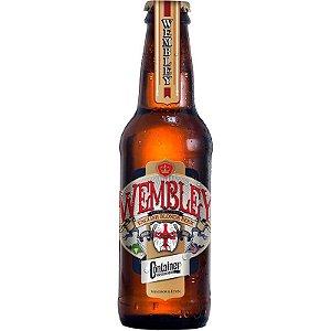 Cerveja Artesanal Container Wembley Blonde Ale 500ml