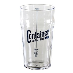 Copo de Cerveja Artesanal Container Pint 500ml