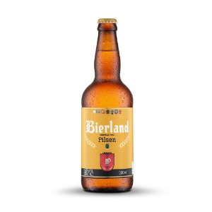 Cerveja Artesanal Bierland Pilsen 500ml