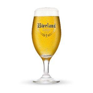 Copo de Cerveja Artesanal Bierland Pilsen 330ml