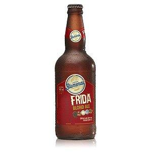 Cerveja Blumenau Frida Blond Ale 500ml