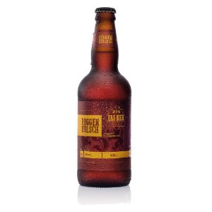 Cerveja Artesanal Das Bier Roggen Kolsch 500ml