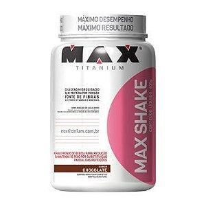 Max Shake  400 G Chocolate - Max Titanium
