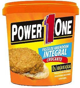 Pasta de Amendoim Integral - Crocante (1Kg)