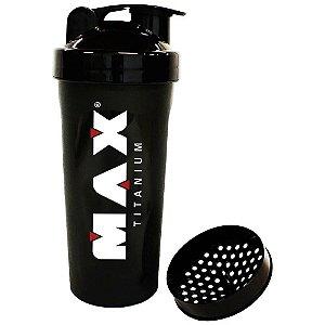Coqueteleira Max Titanium  600 ML