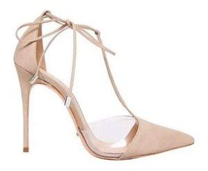 Sapato Feminino Scarpin Laccio on