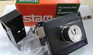 Fechadura De Sobrepor Stam 701/100