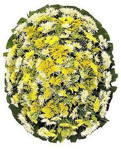 Coroa de Flores Grande Promoção Brasilia 1