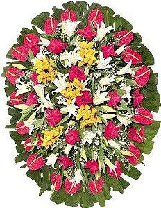 Coroa de Flores Brasília 10