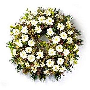 Coroa de Flores Brasilia Especial 2