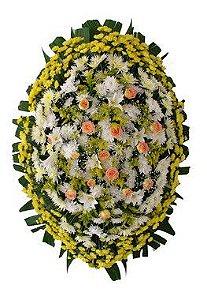 Coroa de Flores Brasilia 4   Faixa de Homenagem Grátis