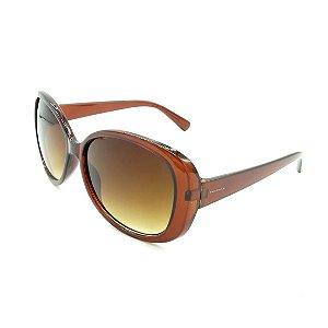 Óculos de Sol Prorider Marrom com Lente Degradê Marrom - 705C1