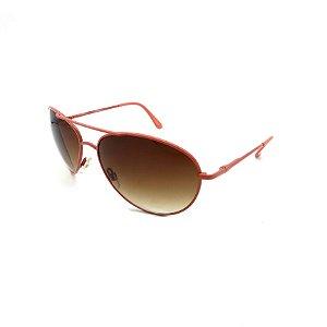 Óculos Solar Prorider Laranja Com Lente Degradê Marrom - EXPRESS88-133