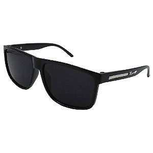 Óculos de Sol Infantil ZJim Quadrado Preto