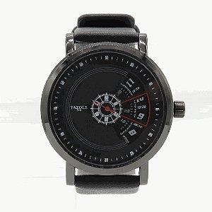 Relógio Dark face Preto - RLDK15