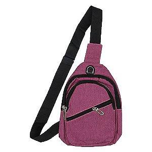Shoulder Bag Dark Face Roxa
