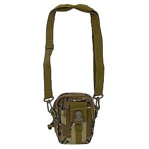 Shoulder Bag Dark Face Camuflada