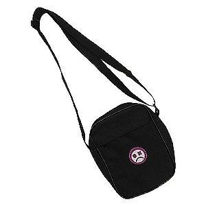 Shoulder Bag Dark Face Preta