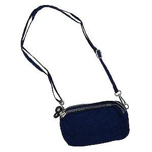 Shoulder Bag Dark Face Azul