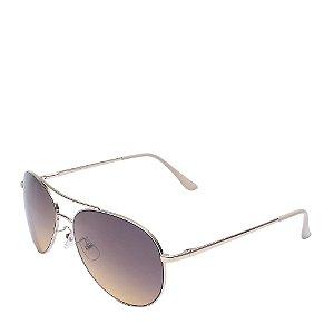 Óculos de Sol Prorider Dourado com Lente Degrade Marrom - T8DWFR4JD