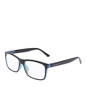Óculos Receituário Prorider Preto&Azul - 51077