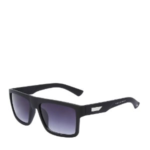 Óculos Solar Prorider Preto&Prata - 8814