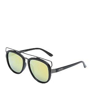 Óculos Solar Otto preto e grafite - DRAGONFLY