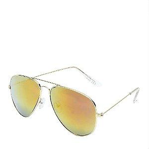 Óculos de Sol Prorider Dourado - HO3026