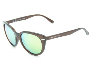 Óculos de Sol Prorider Marrom com Lente Espelhada - 3885