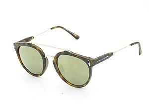 Óculos Solar Prorider Tartaruga e Dourado 3895