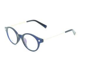 Óculos Receituário Prorider Azul com Dourado - 2816