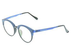 Óculos Receituário Prorider Azul e Preto - 6899