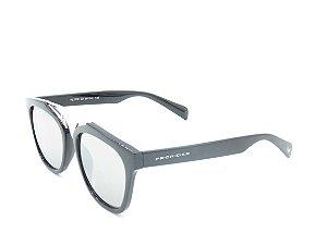 Óculos de Sol Prorider Preto com Lente Espelhada - 4990