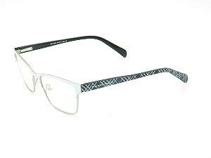 Óculos de grau Prorider branco e preto 5209