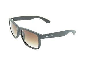 Óculos de Sol OTTO - Marrom Fosco com Lente Degradê Marrom Z4165