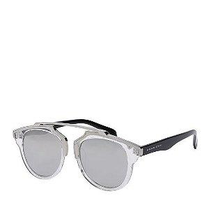Óculos Solar Prorider Preto Fosco e transparente CRISTAL