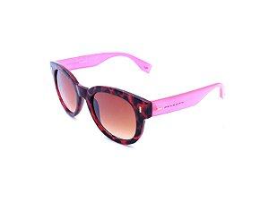 Óculos Solar Prorider tartaruga rosa e preto - YD1595C4