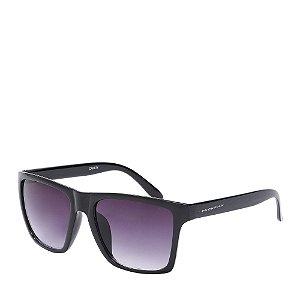 Óculos de Sol Prorider Preto Fosco Com Lente Degradê - CARLIN