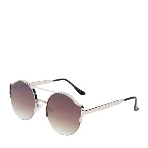 Óculos de Sol Prorider Dourado e marrom  H01528C3