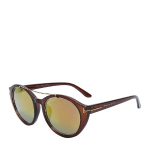 Óculos Solar Prorider Marrom&Dourado com lente gradiente HM7011C6