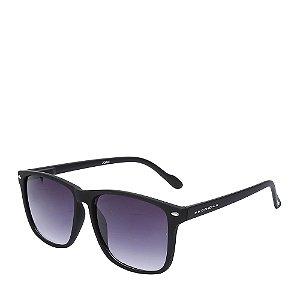 Óculos de Sol Prorider Preto Fosco wayfarer com Lente Degradê JOAN