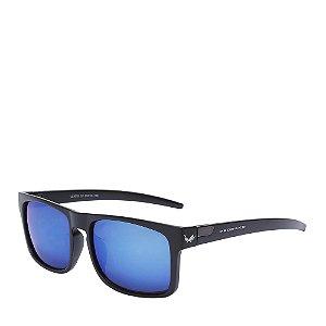 Óculos Solar Prorider Preto fosco&Prata  LL3019C4