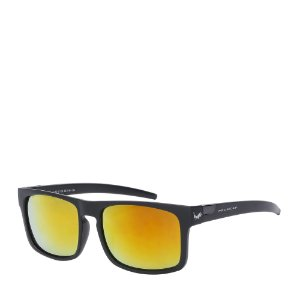 Óculos Solar Prorider Preto Fosco&prata LL3019C6