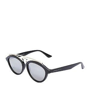Óculos de Sol Prorider Preto Fosco e Dourado LM9283C2