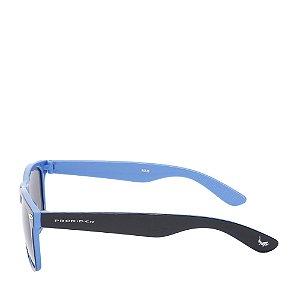Óculos Solar Prorider Preto Fosco&Azul infantil MAB